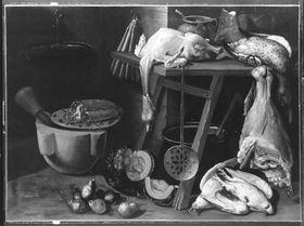 Küchenstillleben