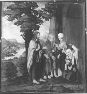 Christus und die Sünderin