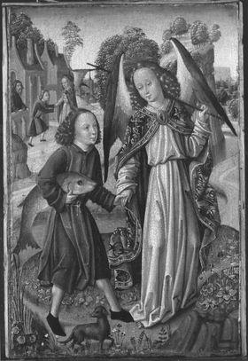 Tobias mit dem Engel