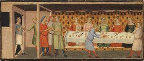 Hochzeitsmahl der hl. Caecilia