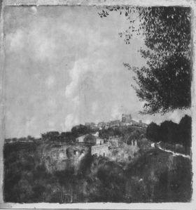 Monte Porzio bei Rom