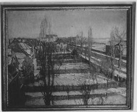 Im Norden Münchens II