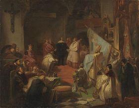 Gründung der Liga durch Herzog Max I. von Bayern