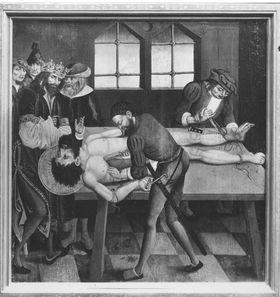 Martyrium des hl. Bartholomäus