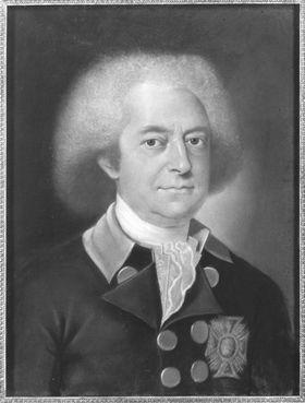 Staatsminister Pierre de Salabert (1736 - 1807)