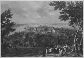 Die Erstürmung von Belgrad 1688