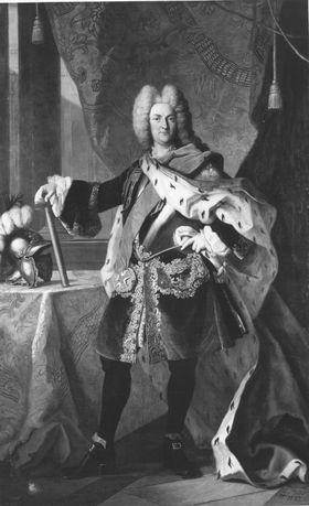 Bildnis des Gustav Samuel Leopold von Zweibrücken-Kleeburg