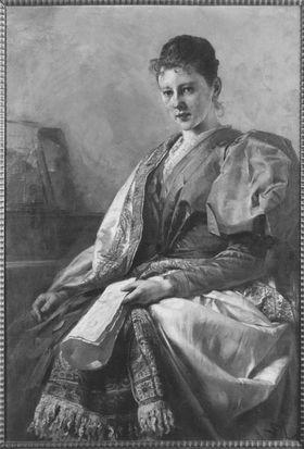 Bildnis der Frau Neugebauer