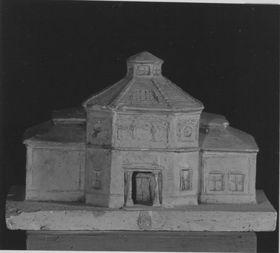 Modell für ein Marées-Museum in München