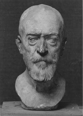 Richard Hildebrand, der Bruder des Künstlers
