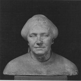 Clementine Hildebrand, die Mutter des Künstlers