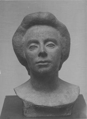 Die Frau des Malers Maurice Denis