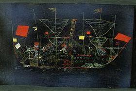 Abenteurer-Schiff