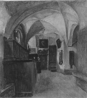 Sakristei der Peterskirche
