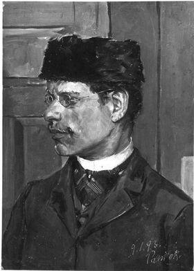 Der Maler Eugen Schnell