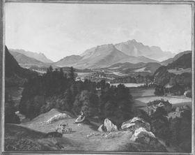 Berchtesgadener Landschaft