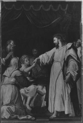 Die Auferweckung der Tochter des Jairus