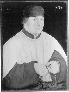 Bildnis eines Geistlichen