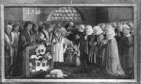 Epitaph der Familie Perger