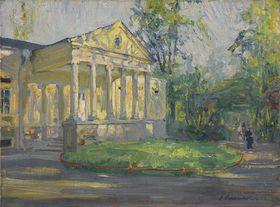 Ballhaus im Englischen Garten