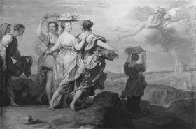 Merkur in Herse verliebt