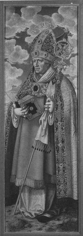 Magdalenenaltar: Hl. Chrysostomus
