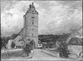 Kirche in Bregenz