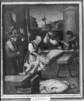 Marter des Apostels Bartholomäus