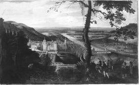 Ansicht von Heidelberg