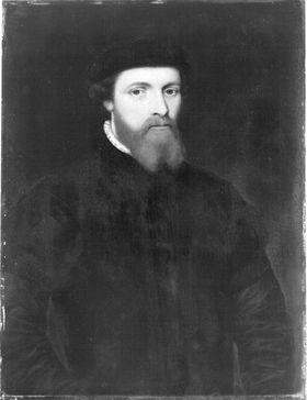 Bildnis eines rotbärtigen Mannes
