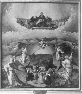 Darstellung aus der Apokalypse