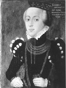 Bildnis der Elisabeth Nothafft