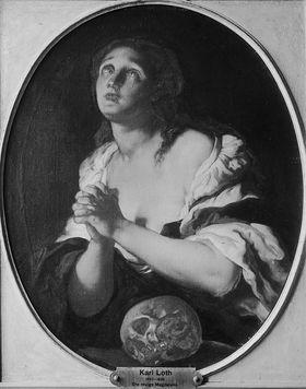 Die reuige Magdalena
