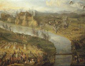 Die Befreiung von Gran, 1683