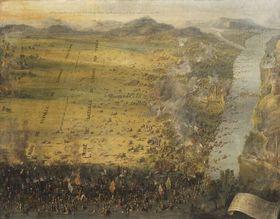 Die Schlacht von Parcany, 1683