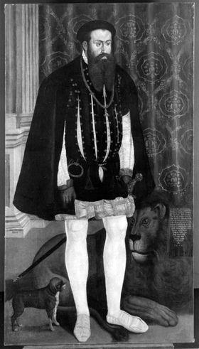 Herzog Albrecht V. von Bayern