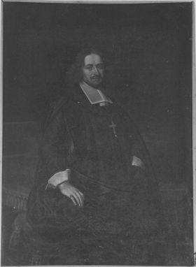Bildnis des Peter Philipp von Dernbach, Fürstbischof von Bamberg und Würzburg (1619-1683)