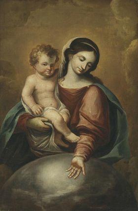 Maria mit dem Jesusknaben