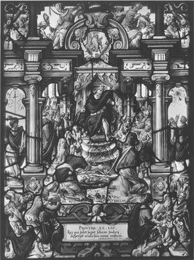 Das Urteil des Salomon