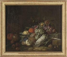 Früchtestillleben