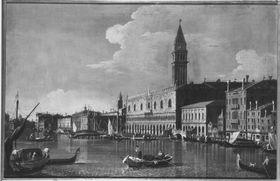 Riva degli Schiavoni mit Dogenpalast