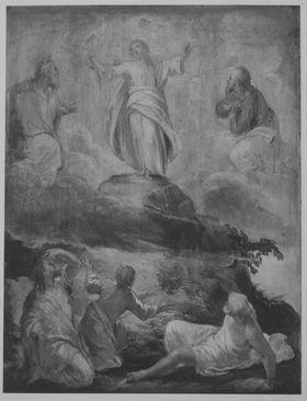 Christus auf dem Berg Tabor