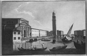 Ansicht von San Pietro di Castello