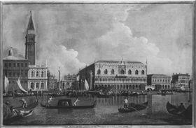Dogenpalast und Piazzetta