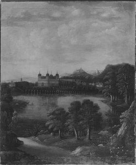 Blick von Bamberg nach Seehof