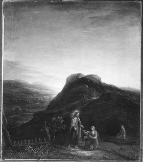 Christus erscheint den beiden Marien
