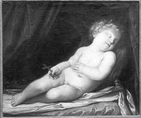 Das schlafende Jesuskind