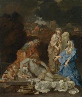 Beweinung Christi am Grabe
