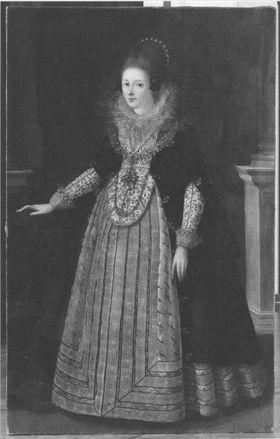 Bildnis einer jungen Fürstin