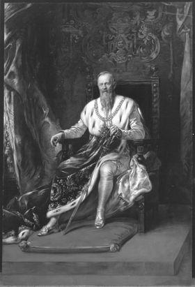 Prinzregent Luitpold von Bayern (Kopie nach Friedrich August Kaulbach)